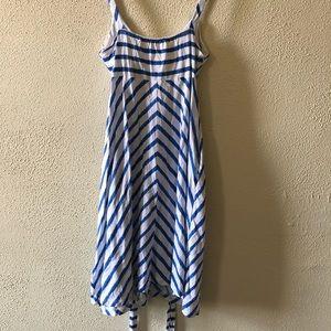 Lilly Pulitzer Striped Midi Dress S